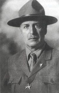 Walther von Bonstetten World Scout Committee member