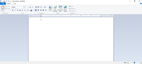 wordpad italiano