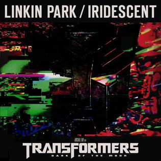 Iridescent (song) 2011 single by Linkin Park