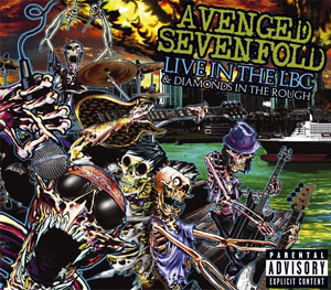 <i>Live in the LBC & Diamonds in the Rough</i> 2008 live album by Avenged Sevenfold