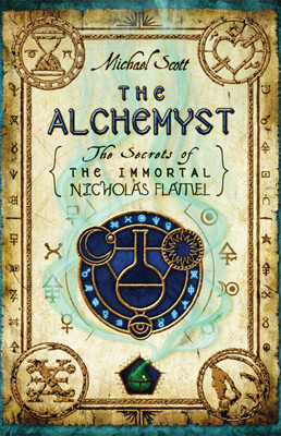 the alchemyst the secrets of the immortal nicholas flamel