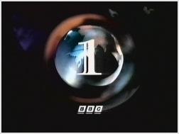BBC One Virtual Globe ident