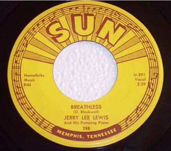 Jerry Lee Lewis The Sun Years