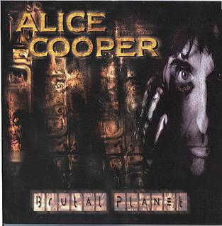 <i>Brutal Planet</i> 2000 studio album by Alice Cooper
