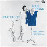<i>Blue Serge</i> 1956 studio album by Serge Chaloff