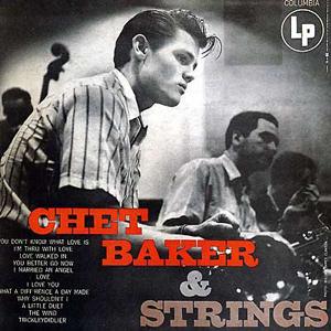 <i>Chet Baker & Strings</i> 1954 studio album by Chet Baker