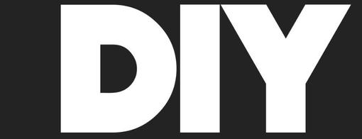 Image result for diy magazine logo