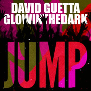 Jump (David Guetta and Glowinthedark song) 2021 single by David Guetta and Glowinthedark