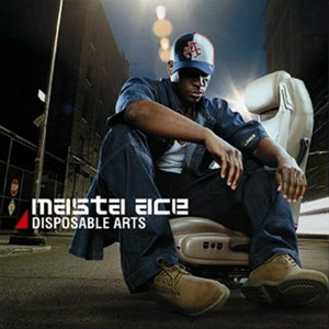 <i>Disposable Arts</i> 2001 album by Masta Ace