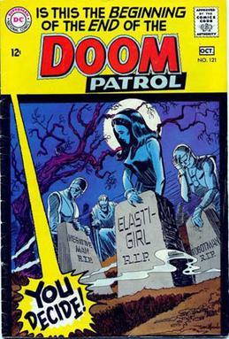 Doom Patrol Wikiwand