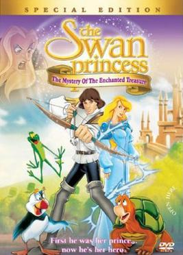 The Swan Princess [Latino][DVD 5]