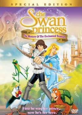 [1998] The Swan Princess III: The Mystery of the Enchanted Kingdom Enchantedkingdom