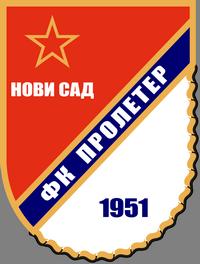 FK Proleter Novi Sad Association football club in Novi Sad, Vojvodina, Serbia