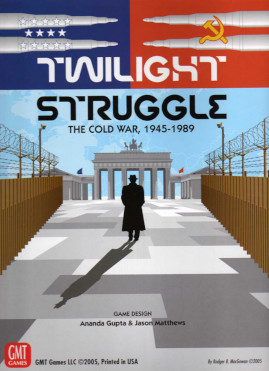 Picture of a game: Twilight Struggle