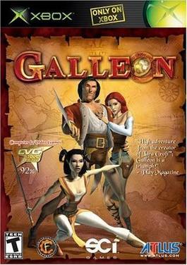 Galleon (video game) - Wikipedia