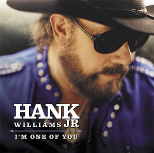<i>Im One of You</i> 2003 studio album by Hank Williams Jr.