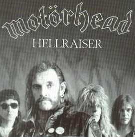 Titelbild des Gesangs Hellraiser von Motörhead