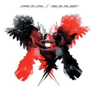 <i>Only by the Night</i> 2008 studio album by Kings of Leon
