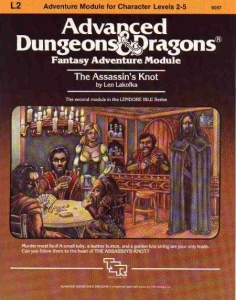 Cover of L2 The Assassin's Knot