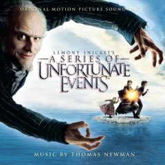 <i>Lemony Snickets A Series of Unfortunate Events</i> (soundtrack) 2004 film score by Thomas Newman