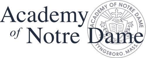 Westford Academy Logo Logo of The Academy of Notre