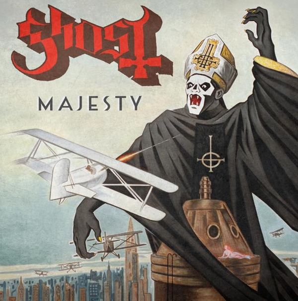 Majesty Ghost Song Wikipedia