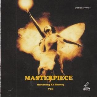 <i>Merindang Ke Bintang</i> 2009 studio album by Masterpiece