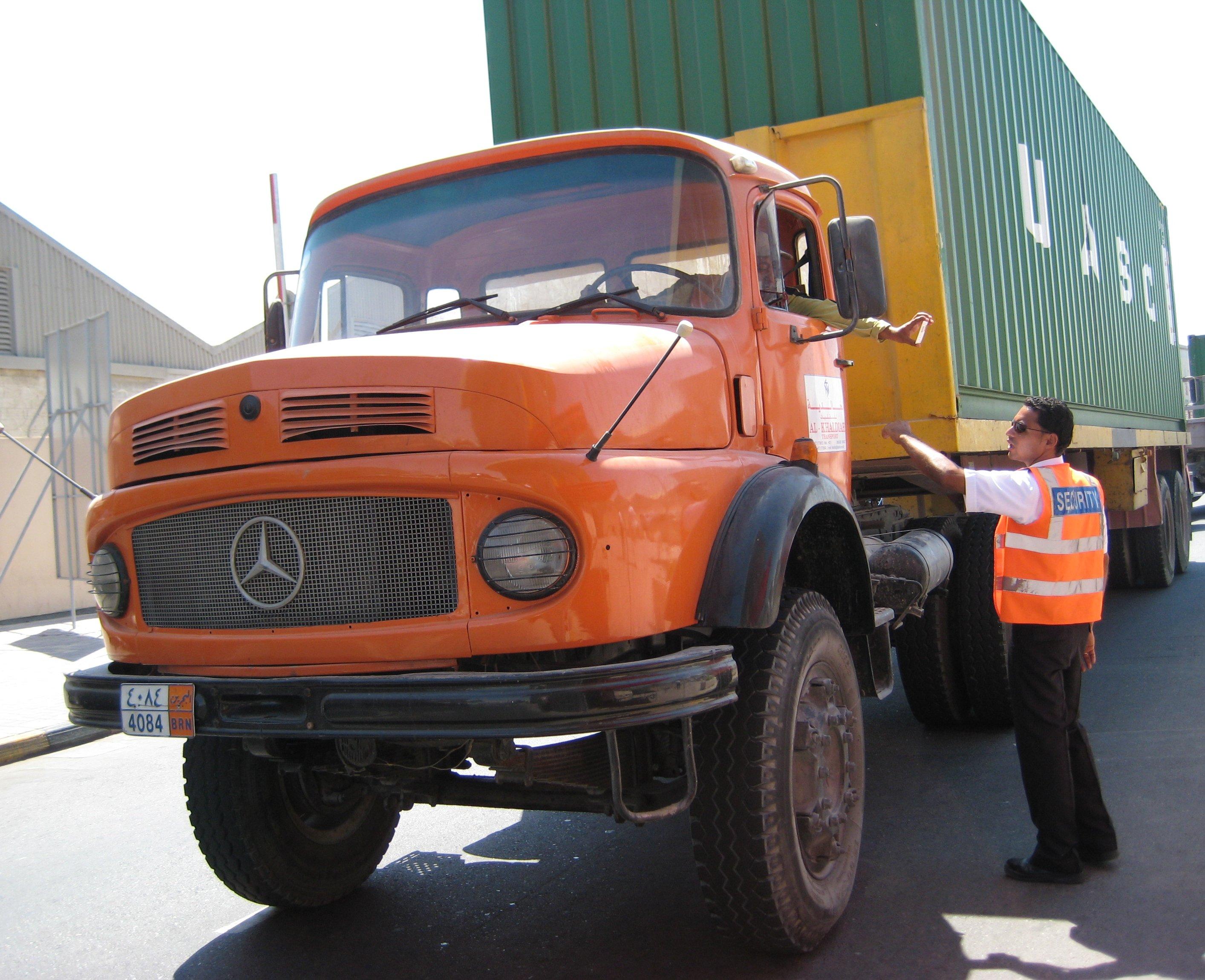 Mercedes Benz Short Bonnet Trucks Wikiwand
