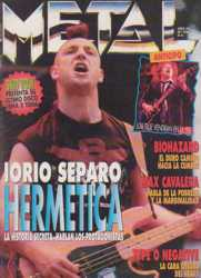 <i>Metal</i> (magazine) Argentine heavy metal music magazine