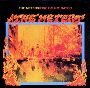 <i>Fire on the Bayou</i> 1975 studio album by The Meters