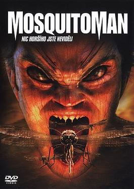 Monsquito Man DVD Cover Bug Movies From The Twenty First Century