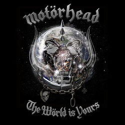 <i>The Wörld Is Yours</i> 2010 studio album by Motörhead