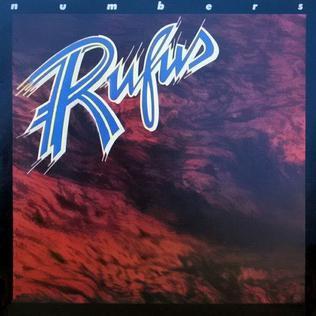 <i>Numbers</i> (Rufus album) 1979 studio album by Rufus