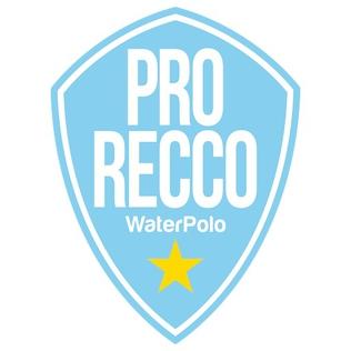 Pro Recco Italian water polo club from Recco in Liguria.