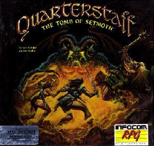 <i>Quarterstaff: The Tomb of Setmoth</i> 1988 video game