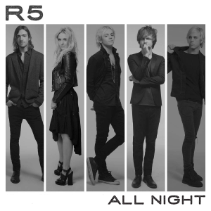 R5 — All Night (studio acapella)