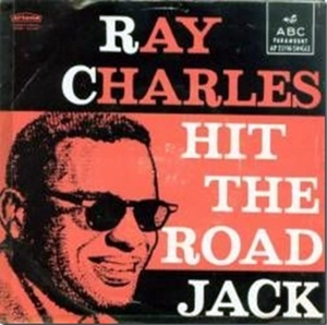 Ray Charles — Hit the Road Jack (studio acapella)