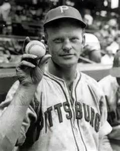Rip Sewell American baseball player