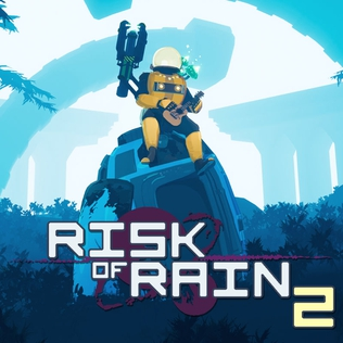 <i>Risk of Rain 2</i> 2019 third-person roguelite video game