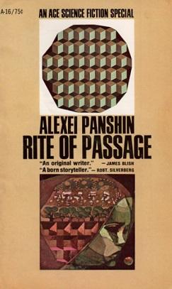 rite of passage by richard wright essay