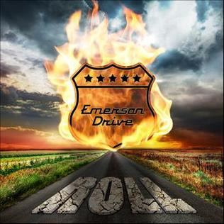 <i>Roll</i> (Emerson Drive album) album by Emerson Drive