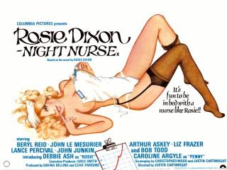 <i>Rosie Dixon – Night Nurse</i> 1978 film by Justin Cartwright