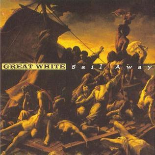 <i>Sail Away</i> (Great White album) album by Great White
