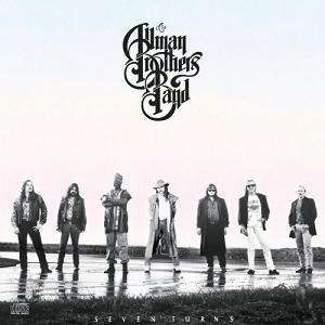 <i>Seven Turns</i> 1990 studio album by The Allman Brothers Band
