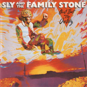 Sly and the Family Stone album covers