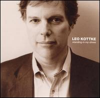 Leo Kottke, on the cover of his 1997 album Standing In My Shoes.