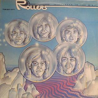 <i>Strangers in the Wind</i> 1978 studio album by Bay City Rollers