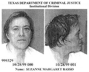 Suzanne Basso American murderer who killed to get money