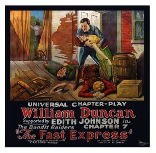 <i>The Fast Express</i> 1924 film
