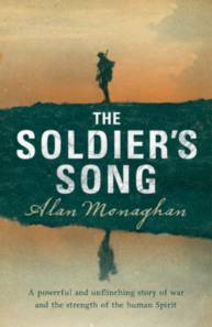 <i>The Soldiers Song</i> (novel) book by Alan Monaghan